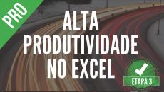 (03) Alta produtividade no Excel