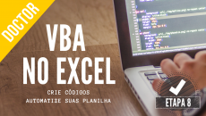 (08) VBA no Excel