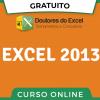 Curso online - Excel 2013