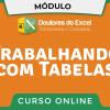 Curso Online - Trabalhando com Tabelas