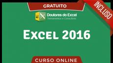 Curso Online- Excel 2016
