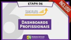 (06) Dashboards Profissionais no Excel