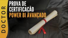 PROVA DE CERTIFICAÇÃO - POWER BI AVANÇADO
