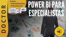 Power BI para especialistas #D1+D2+D3
