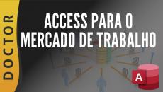 Access do Básico ao Avançado para o Mercado de Trabalho