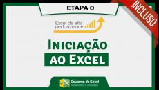 (00) - Iniciação ao Excel