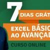 Curso Online - Excel Básico ao Avançado - 7 Dias GRÁTIS